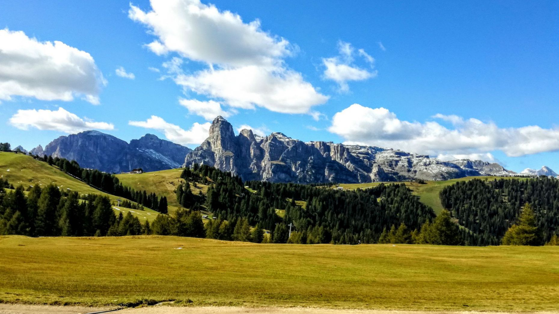 Image: Summer holiday in San Cassiano